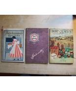 3 Vintage Illustrated Softcover Cookbooks  - $12.00