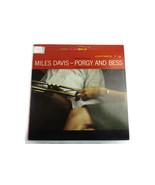 Miles Davis Porgy & Bees Album LP Columbia CS 8085 - $23.34