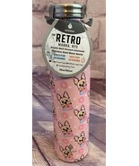 Manna The Retro dog eats Water Bottle Double Wall Vacuum Insulated 20 oz. - $18.99