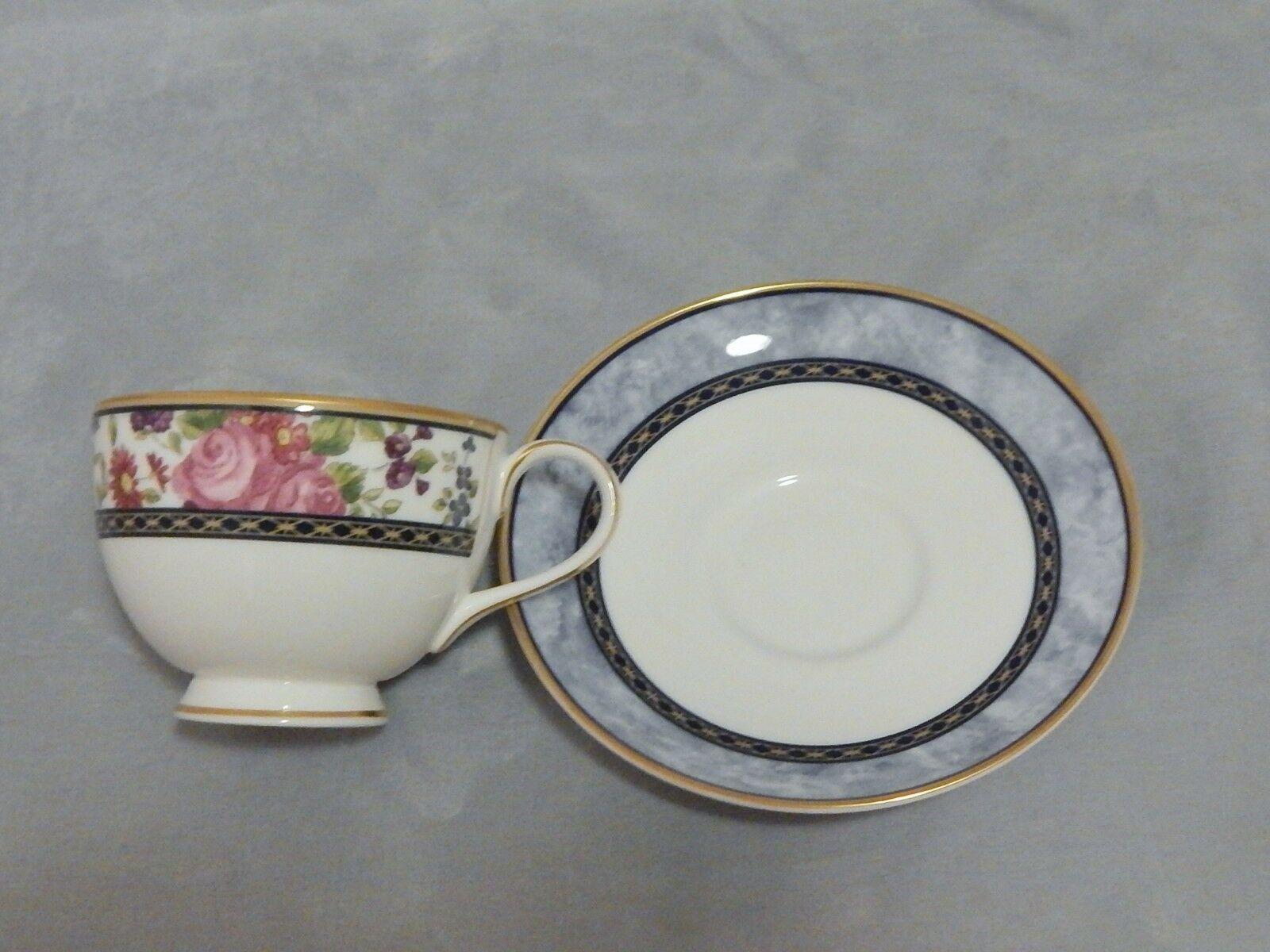 Royal Doulton Centennial Rose Cup and Saucer Set