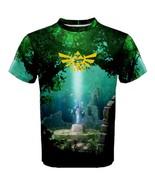Legend of zelda lost woods Sublimation Full Pri... - $19.50 - $26.99