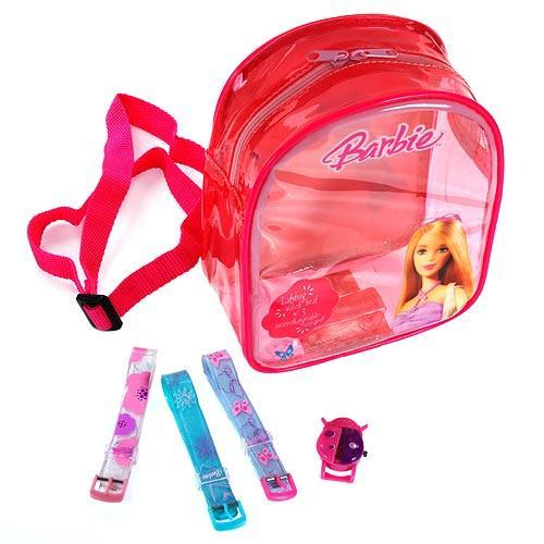 BARBIE WATCH WITH INTERCHANGEABLE STRAPS