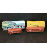 Vtg Varney HO Texas New Orleans Cattle Car CC-7 Union Pacific Covered Ho... - $19.79