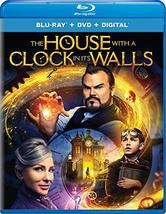 The House with a Clock in Its Walls [Blu-ray + DVD + Digital] (2018)