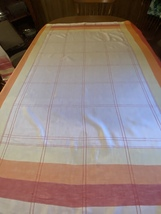 Two Vintage tablecloths - $35.00