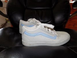 VANS CB SUN GRAY/BLUE SHOES SIZE 8 MEN'S EUC - $40.00