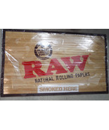 """Raw Brand Promotional Bamboo Floor Mat 30"""" Inch... - $22.28"""