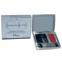 Dior BLUE-TIE Evening Essentials Smoky Eyes & Nude Lips 5.5G #001 NIB-F092350001 - $39.11
