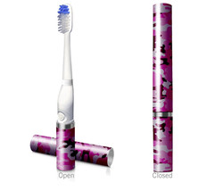 Violight Violife Slim Sonic Toothbrush - Pink Camouflage (VS2T597) - $14.24