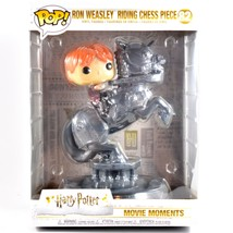 Funko Pop! Movie Moments Harry Potter Ron Weasley Riding Chess Piece #82 image 1
