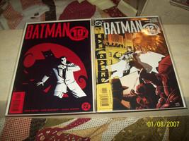 BATMAN: THE 10 CENT ADVENTURE & THE 12 CENT ADVENTURE - $3.00