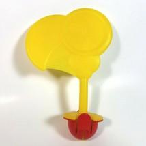 Safari Friends Replacement Bird Teether Toy Evenflo ExerSaucer Jumper Toucan - $10.99