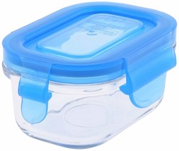 Wean Green Glass Baby Food Storage Containers, Wean Tub 5 ounces, Blueberry - $12.68