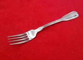 "Dinner Fork ~ Camelot by Walco Stainless Flatware Silverware 7 3/8"" - $6.92"