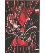 Black Widow #3 Glow in the Dark 2020 NYCC J Scott Campbell JSC #/300 AP ... - $148.49