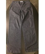 Riders By Lee Jeans Dark Blue Womens Size 32 Bin#5 - $13.10
