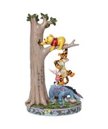 """8.75"""" """"Hundred Acre Caper """" Winnie the Pooh, Tigger, Eeyore, Piglet in a... - $74.24"""