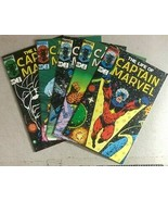 THE LIFE OF CAPTAIN MARVEL five-issue mini-series set (1985) Marvel Comi... - $29.69
