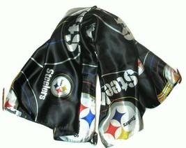 Pittsburgh Steelers Silky Scarf - $12.86