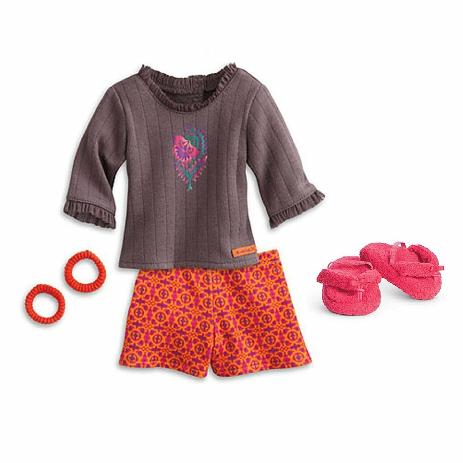 American Girl Doll Saige Pajama/'s For Doll New in Box