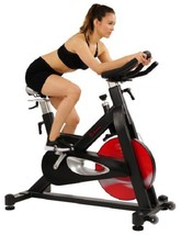 NEW Sunny SF-B1714 Evolution Pro Magnetic Belt Drive Indoor Cycling Bike - $715.99