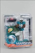 NFL Miami Dolphins McFarlane 2011 Series 26 Brandon Marshall Action Figure - $18.80