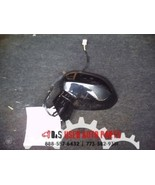 2008 HONDA FIT BLACK LEFT SIDE VIEW MIRROR #1780 - $50.00
