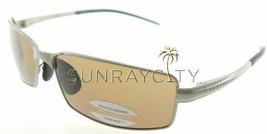 Serengeti Verona Pewter / Drivers Polarized Sunglasses 7305 - $177.21