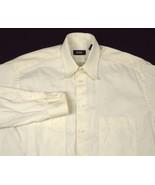 Boss Hugo Boss Men's Off White Dress Shirt Sz 15 1/2 34/335EUC - $19.99