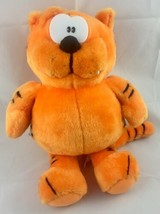 "HEATHCLIFF Nanco Plush1997 BIG 17"" Cartoon Comics VINTAGE Orange Cat - $30.84"