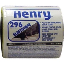 "Henry HE296195 Repair Fabric Polyester 4"" X 150'"