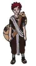 "Naruto Gaara in Human Form Figure Embroidered  4"" Patch NEW UNUSED - $7.84"