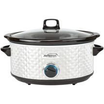 Brentwood Appliances 7-quart Slow Cooker (pearl White) BTWSC157W - $57.96