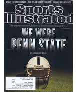 Sports Illustrated Magazine July 30, 2012 We Were Penn State - $1.75
