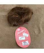 10 - 11  Bebe Monique Auburn wig Doll making hair parts baby short red - $16.50