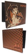 Wagnaria!! Logo Bi-Fold Wallet GE-61014 *NEW* - $19.99