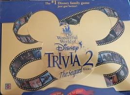 The Wonderful World of Disney Trivia 2: The Sequel Game - $94.95