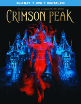 Crimson Peak (Blu Ray/DVD W/Digital Hd W/Ultraviolet)