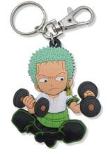 One Piece Zoro PVC Key Chain GE5084 *NEW* - $16.99