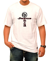 The Lord Jesus SAVED US White T-Shirt - $9.99+