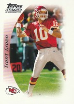 2005 Topps Draft Picks and Prospects #26 Trent Green  - $0.50