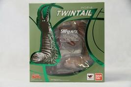 Ultraman S.H.Figuarts Twintail Kaiju Godzilla Gamera Twin Tails Tamashii... - $47.49