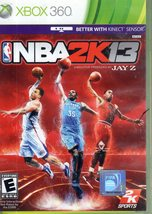 XBOX 360 - NBA 2K13 (Complete with Manual)  - $8.50
