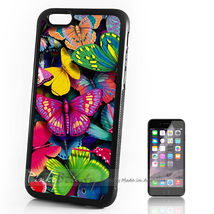 iPhone 4 / 4S Back Case Cover Rainbow Butterfly - $20.00
