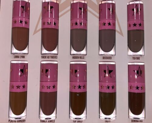 Jeffree Star Nude Vault Singles Top Shelf 1.9mL Velour Liquid Lip DM ME OFFERS