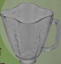 Clover Top Glass Jar Replacement Part, Fits Oster & Osterizer Blender,59... - $19.59