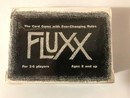 FLUXX 1st Edition NEW SEALED Card Game Looney Labs 1996 OOP RARE First E... - $200.00