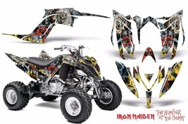 ATV Graphics Kit Decal Sticker Wrap For Yamaha Raptor 700R 2013-2018 IM ... - $168.25