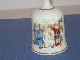 1978 BERTA HUMMEL CHRISTMAS BELL BY SCHMID BROTHERS IN GERMANY. - $9.50