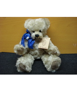 Collectible Teddy Bear, Artist Made in the USA, one of a kind teddy bear  - $48.95